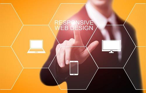 web design ridge manor